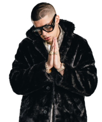 Bad Bunny (PNG)   Official PSDs