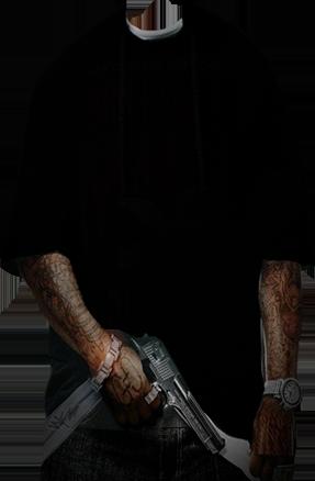 Hand Holding Gun Manip (PSD) | Official PSDs