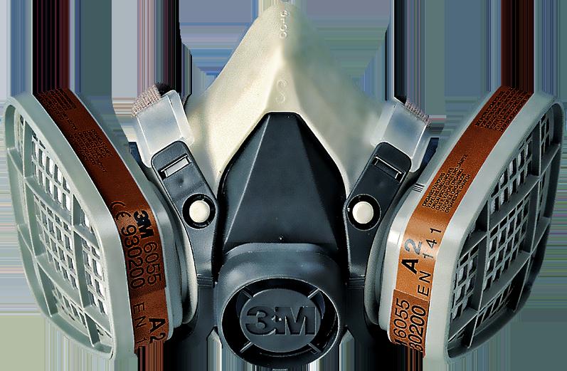 Gas Half Mask 800x521 (PSD) | Official PSDs