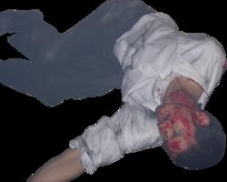 Dead Body PSD