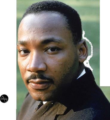 Martin Luther King Jr (PSD)   Official PSDs