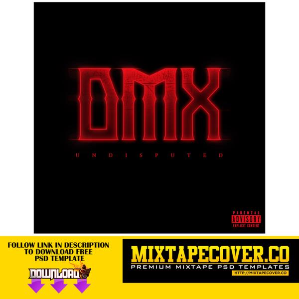 Mixtape Cover Psd - Free Psd Template (PSD)