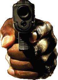 Hand With Gun (PSD) | Official PSDs