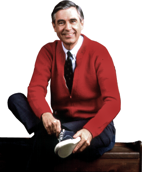Rip Fred Rogers Psd Official Psds