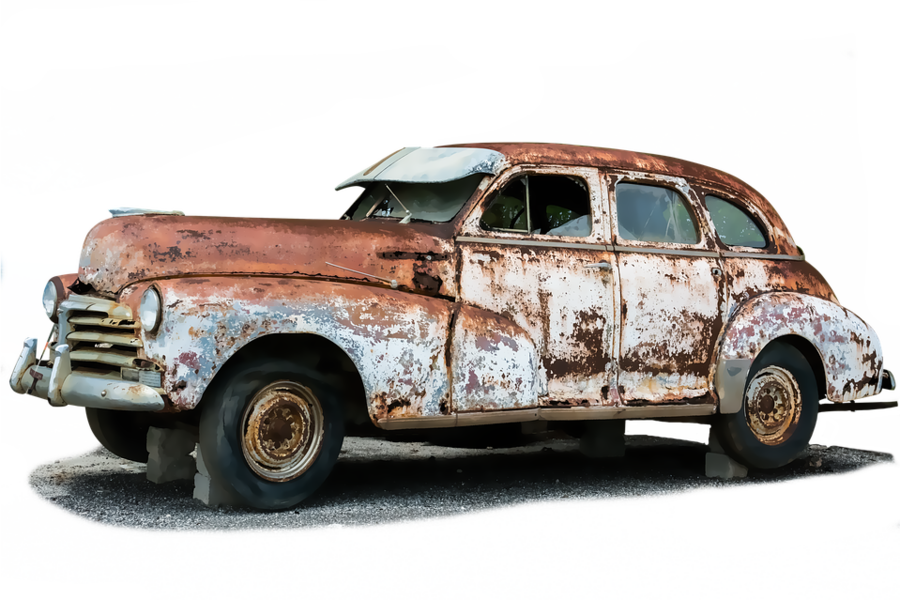Old Car (PSD) | Official PSDs