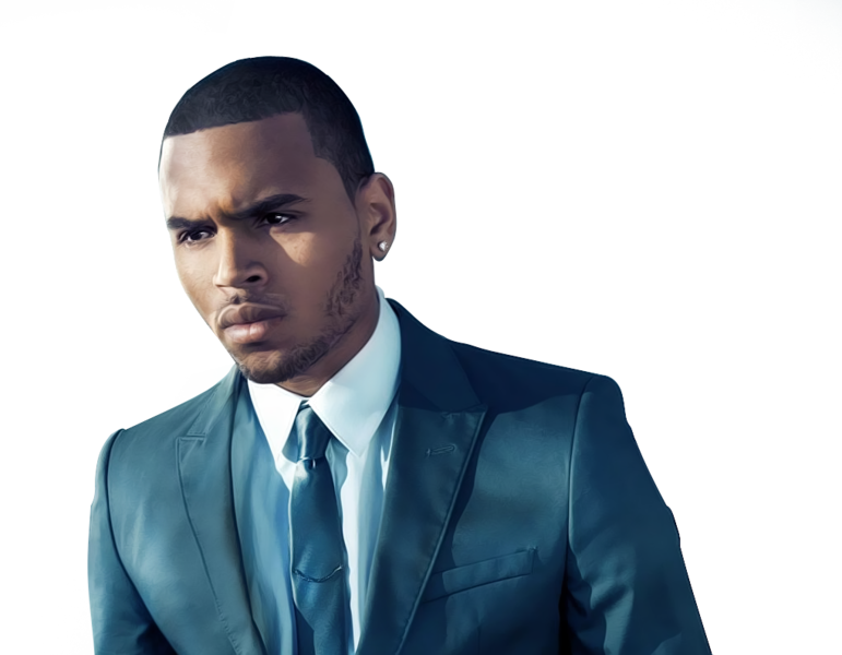 Chris Brown Fortune (PSD)   Official PSDs