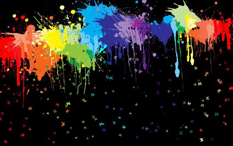 Paint Splatter (PSD)   Official PSDs