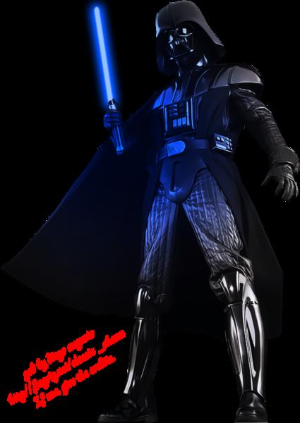 Darth Vader 2 (PSD) | Official PSDs