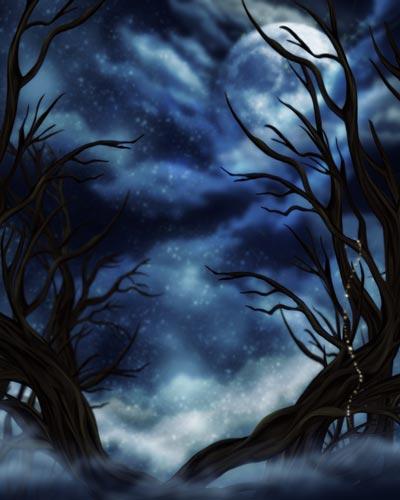 Gothic Background 10 PSD