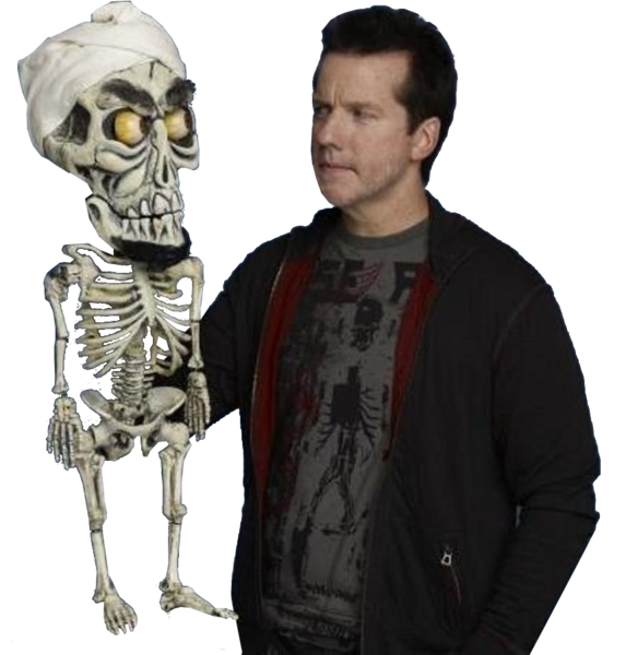 Achmed Halloween Costume & Jeff Dunham Achmed Adult Costume