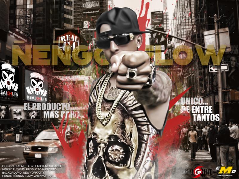 Nengo Flow El Producto Mas Caro Real G4 Life Wallpaper Jpg