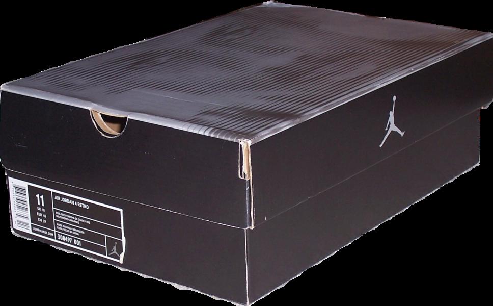 jordan shoe box