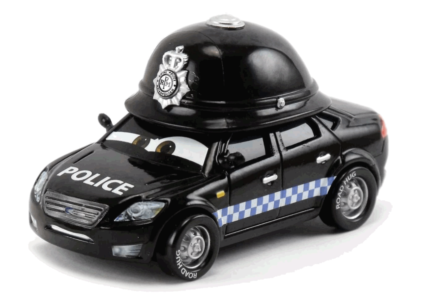Police Car From Movie Cars Png Official Psds