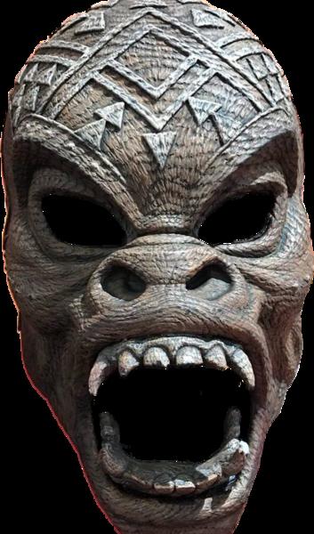 Transparent Halloween Mask