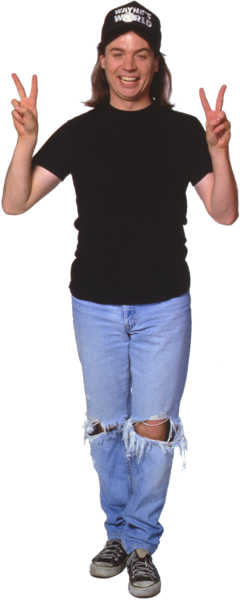 Wayne From Waynes World Png Official Psds ✓ free for commercial use ✓ high quality images. wayne from waynes world png