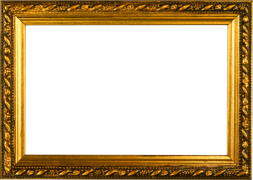 Gold Frame (PSD) | Official PSDs