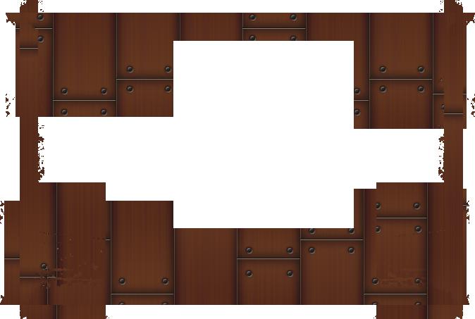 Wood Frame (PSD)