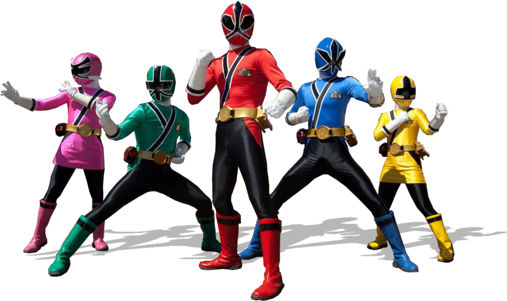 Advise you Power rangers samurai can suggest