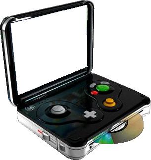 Gamecube Portable Psd Official Psds