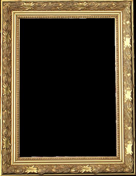 Gold Frame (PSD) | Official PSDs