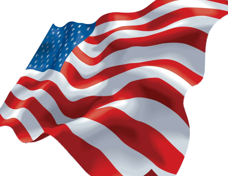 American Flag (PSD) | Official PSDs