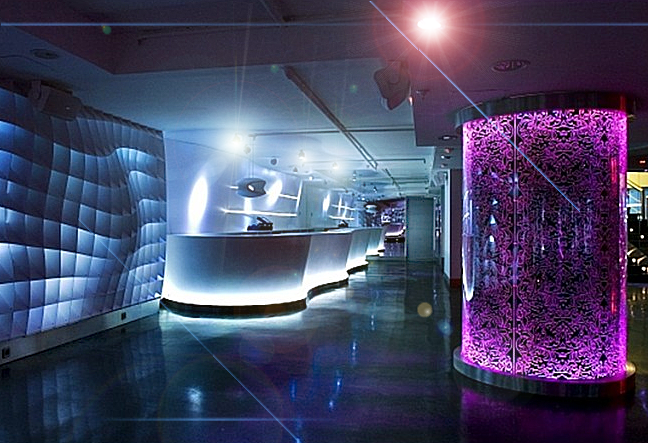 night club psd