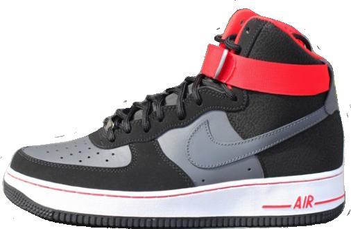 Psds 1 RedpsdOfficial Nike Black Grey Airforce Nwy80Ovmn