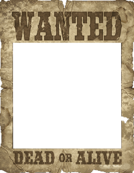 Wanted (PSD) | Official PSDs