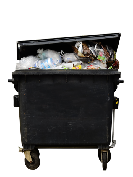 Garbage Can (PNG) | Official PSDs