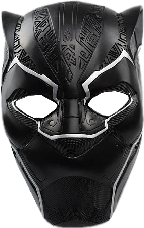 Black Panther Mask Png Official Psds